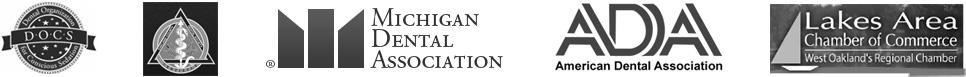 Dental Professional Associations in Walled Lake, MI