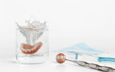 Tips to Maintaining Your Dentures