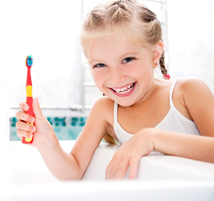 5 Tips for Making Tooth Brushing Fun for Young Children