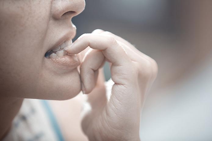 Nail Biting and Dental Health