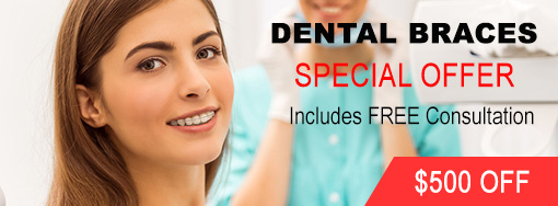 Dental Braces offered at our Walled lake dental office
