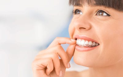 Invisible Braces vs Dental Braces | Walled Lake Dentist